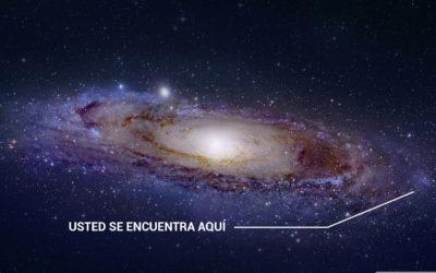 Hoy el universo se despierta y coge aire mirándote